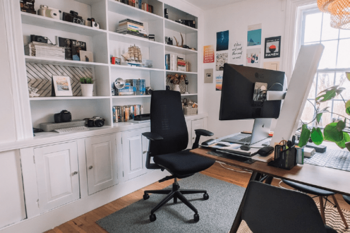 ergonomic space