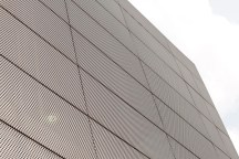 53 Perforated Metal at Student lounge