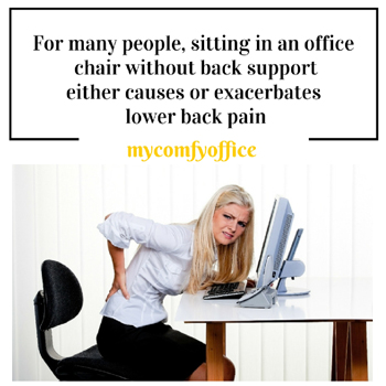 best lumbar support for office chairs