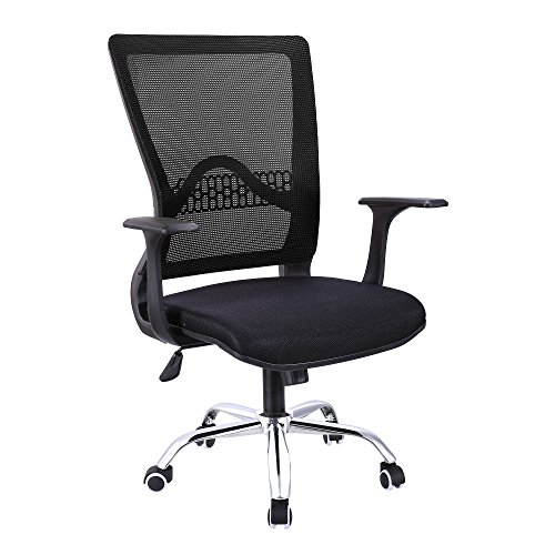 Ancheer An Oc003 Mount Ergonomic Black Mesh Computer