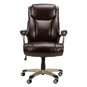 AmazonBasics big & tall Executive Chairs Review