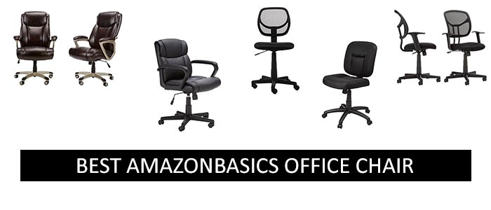 Best AmazonBasics Office Chair