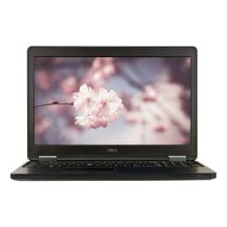 Great for everyday computing, this refurbished Dell laptop delivers smooth overall performance. Wireless connectivity makes it easy to access the Web and your network, and the HDMI� port allows you to view presentations on the big screen.  15.6