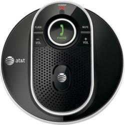 Accessory speakerphone onlyFor use with many AT&T business phones and AT&T CL, CRL, CLP, TL and VTech DS, SN, IS series home cordless phones.Simulated full-duplex speakerphoneEnjoy a speakerphone that can keep up with your calls. Increase participation by allowing both ends to speak-and be heard-at the same time for conversations that are more true to life.Cordless speakerphoneBe more mobile by using this DECT 6.0 cordless speakerphone for everyday conversations. This face-up speakerphone provides superior sound and ease of use. The speakerphone slips easily in your pocket, making it easy to complete a conversation anywhere within range.ECO mode power-conserving technologyECO mode manages power consumption so the system uses less energy and you get the best battery life.DECT 6.0 digital technologyAT&T's DECT 6.0 products provide unsurpassed range and clarity thanks to a unique antenna design and noise-filtering technology. This means phones that perform 45 percent better than the competition in lab tests-and the confidence you can take a call in the basement, backyard, or garage without sacrificing exceptional sound quality.Up to 500 feet of rangeExperience the best in long-rang coverage and clarity, provided by a unique antenna design and advances in noise-filtering technology.