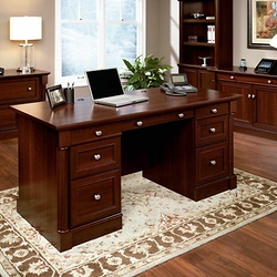 Find the Best Desk for You   Office Depot   OfficeMax Executive Desks