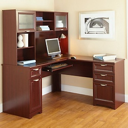 Find the Best Desk for You   Office Depot   OfficeMax Hutch