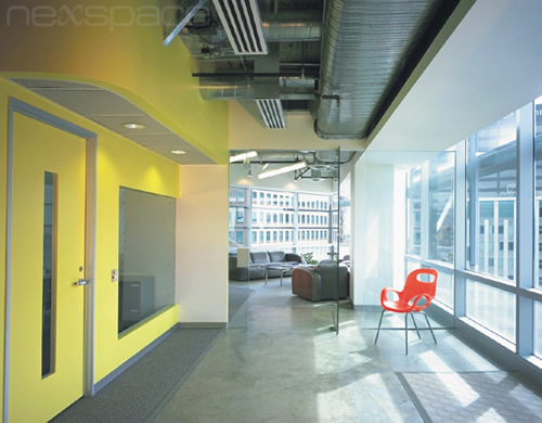 Nexspace eoffice coworking office design workplace for Office design reddit