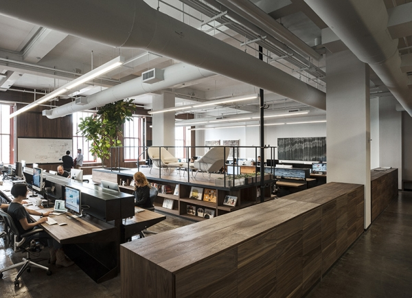Fiftythree Office Design Gallery The Best Offices On