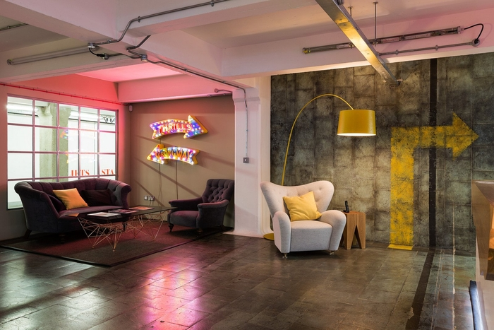 Feed Office Design London