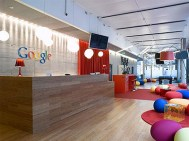 Google's great office space