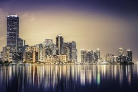 Miami Office Space Skyline