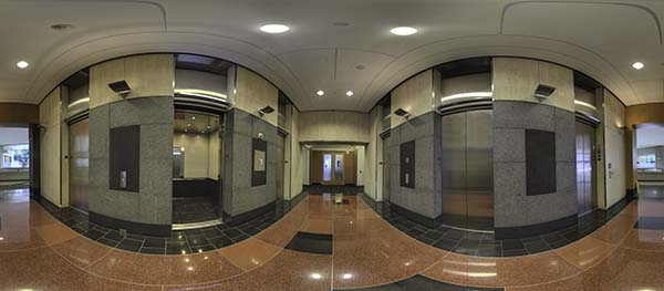 201 Mission Elevator Lobby