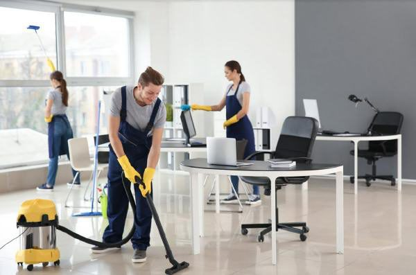 Office Cleaning Crew