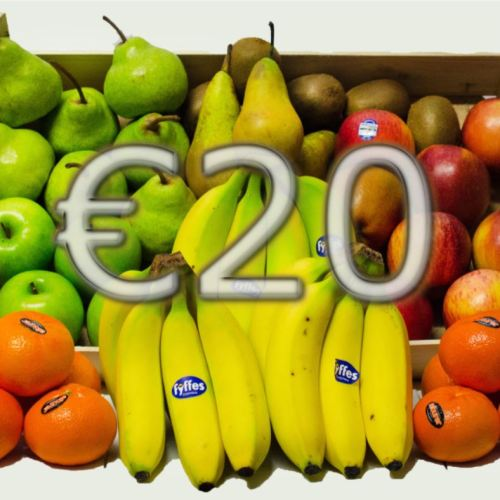 20 fruit delivery dublin