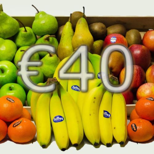 40 fruit delivery dublin