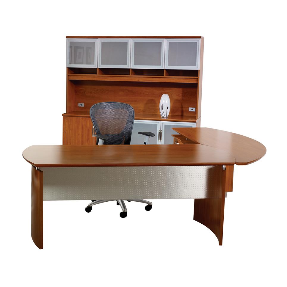 napa l shaped desk