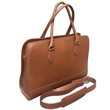 Image result for Leather Laptop Bag With Shoulder Strap