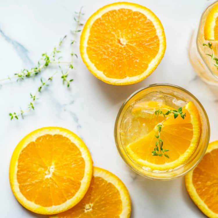 image of acidic citrus