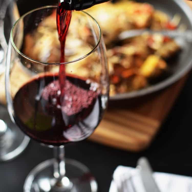 image of Pinot Noir wine