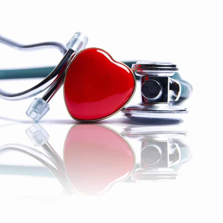 image of heart health