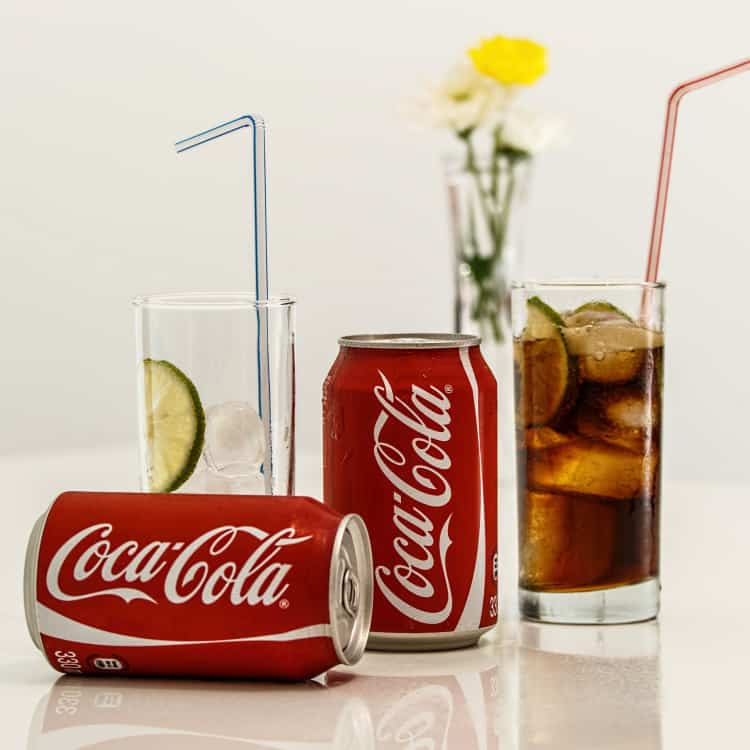 image of a rum and coke