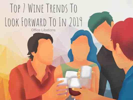 image of wine trends