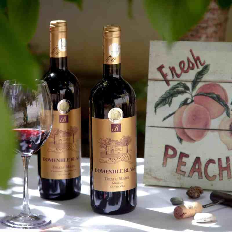 image of a wine's varietal and vintage