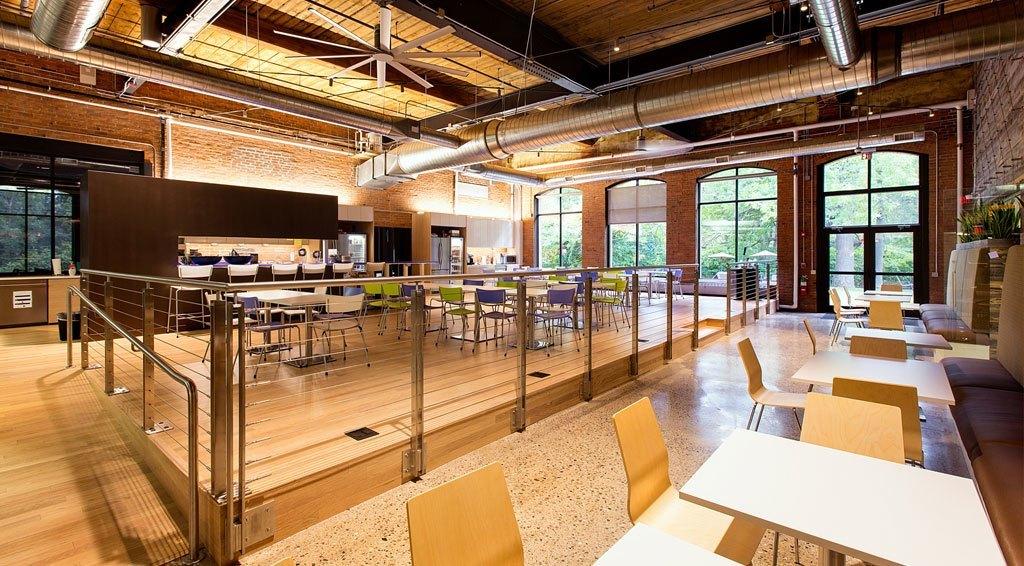 Inside Mimecasts Watertown Headquarters Officelovin