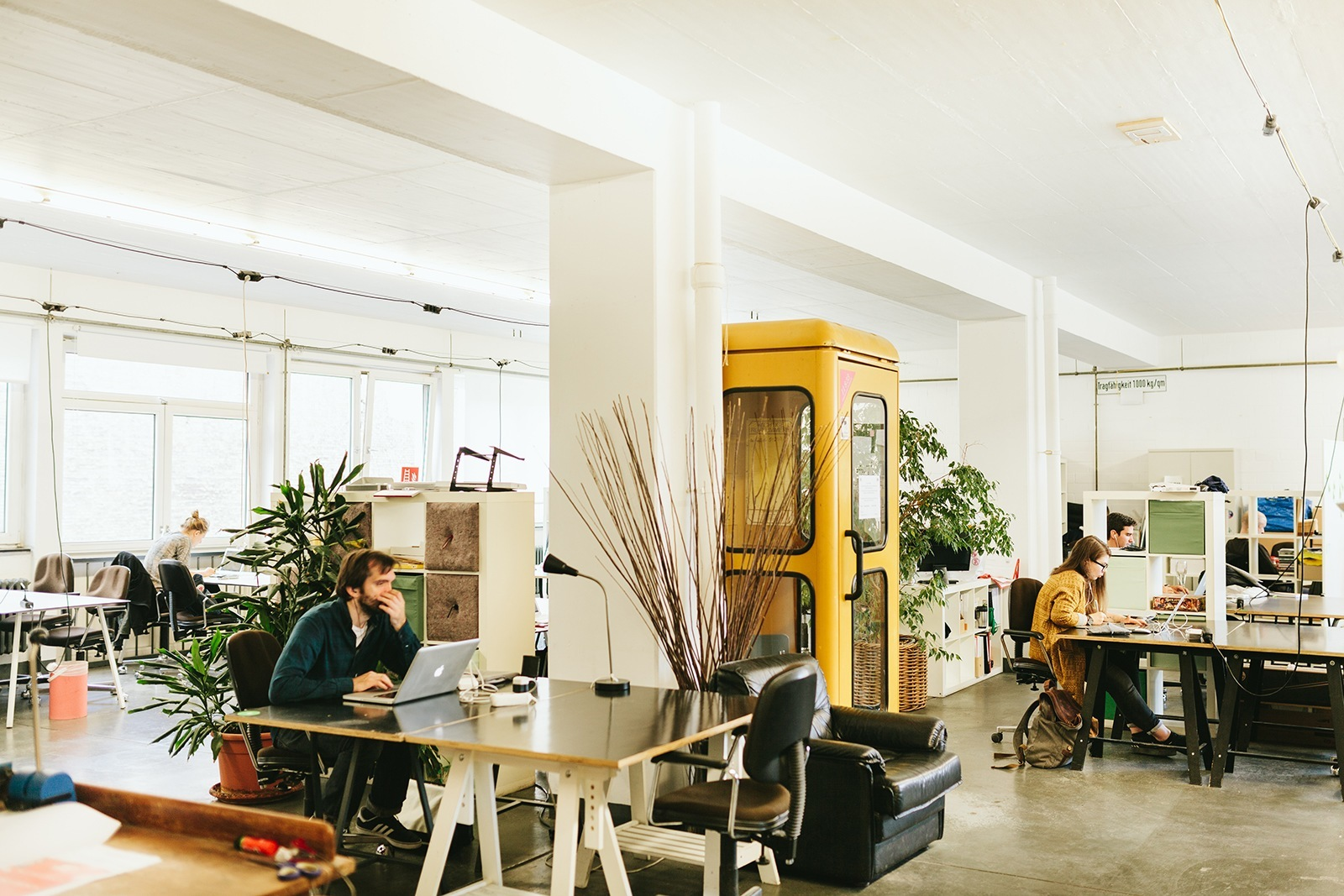 A Tour Of Betahaus Super Cool Coworking Space In Berlin
