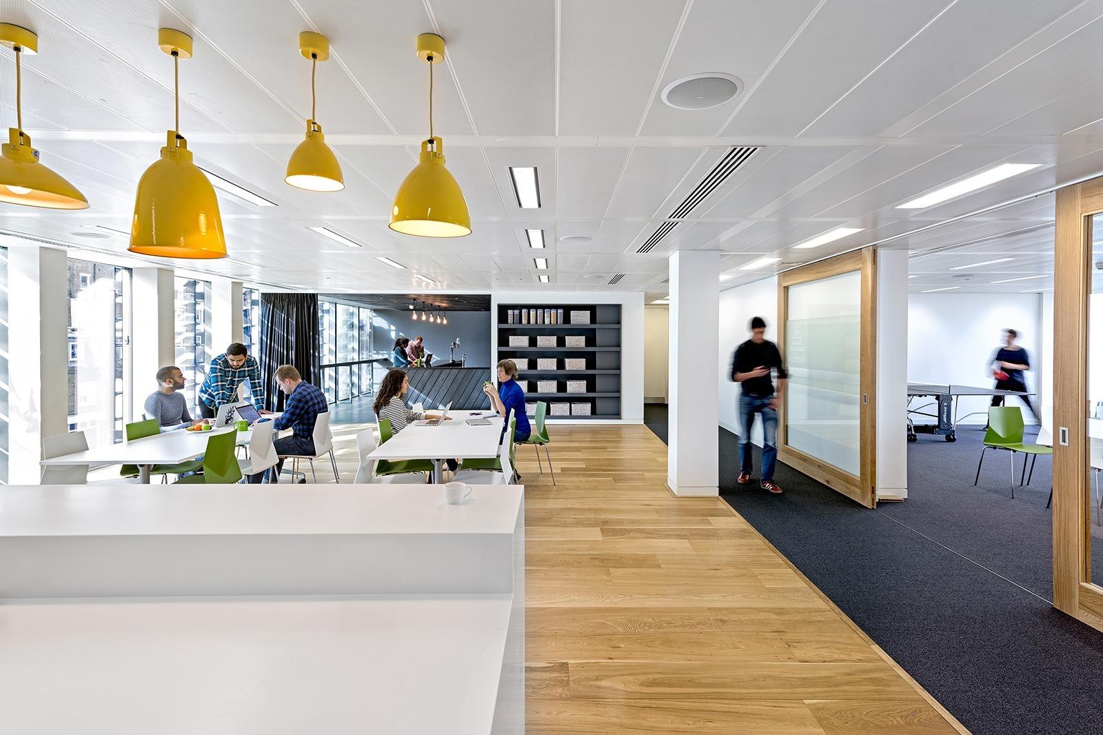 A Tour Of Zendesks New Super Cool London Office