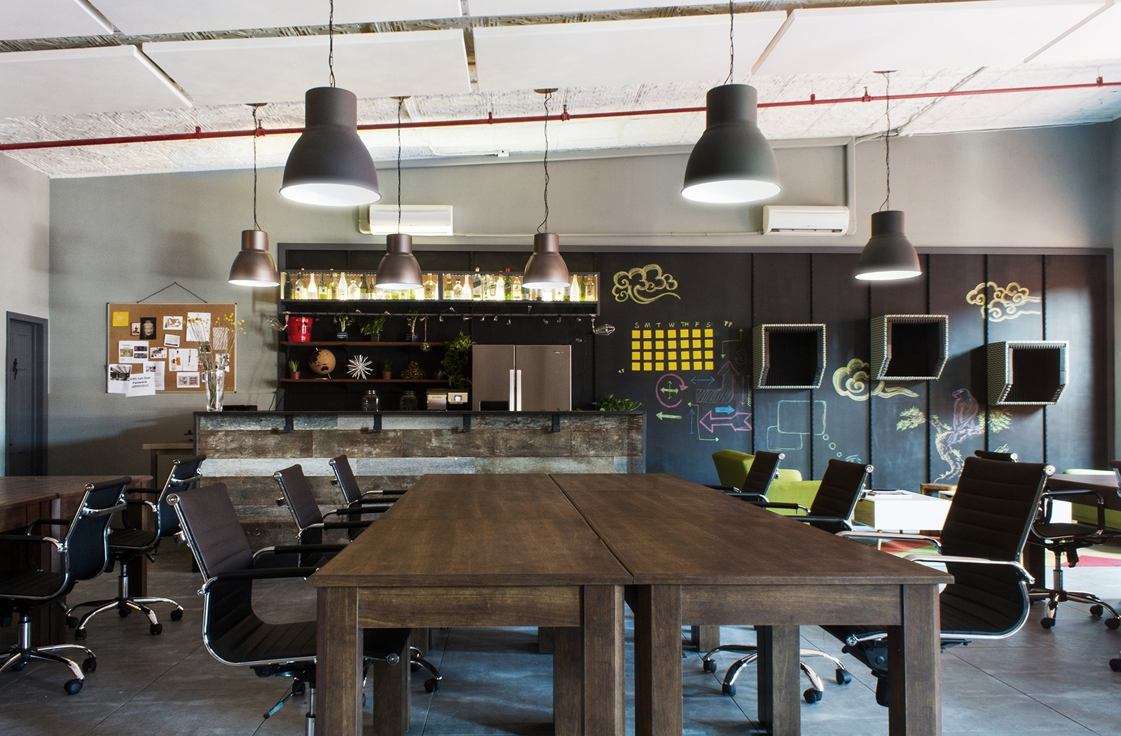 A Look Inside Lair Easts NYC Coworking Space Officelovin