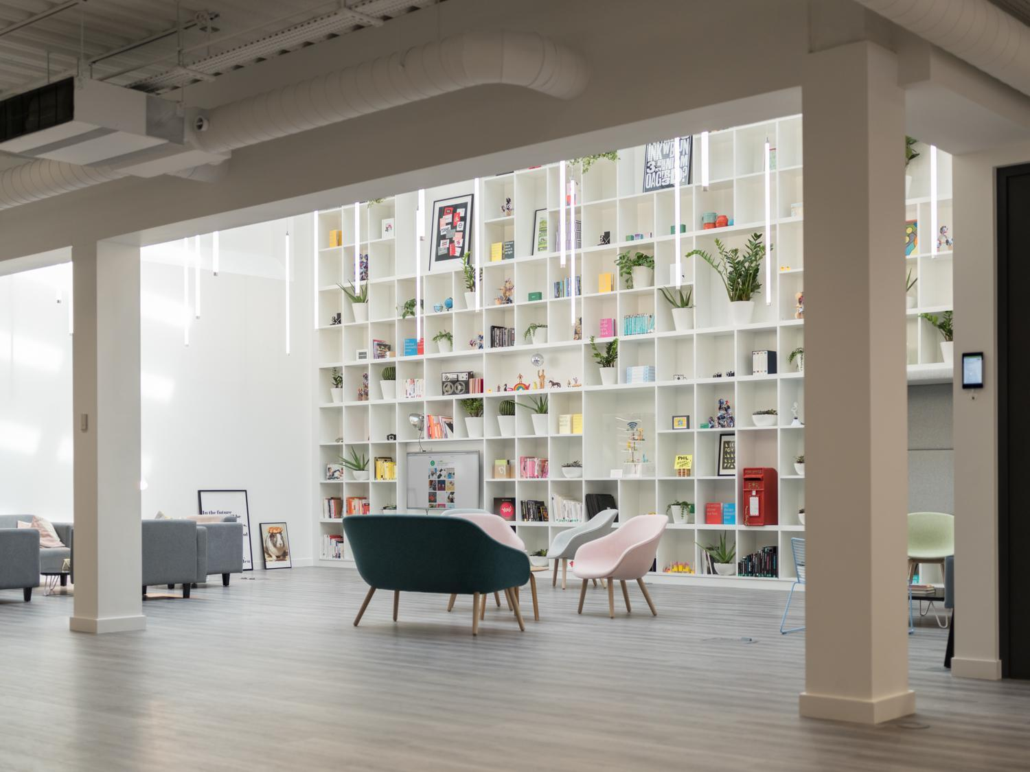 Take A Look At MOOs New London Headquarters Officelovin
