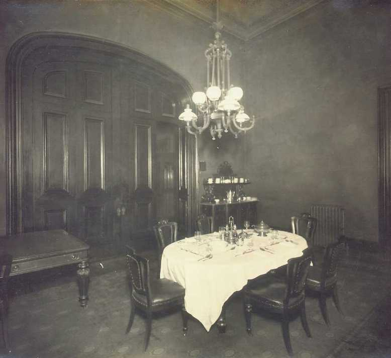 Executive Dining Room: Historical Interiors