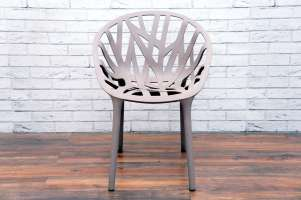 Vitra Vegetal Chair In Stone   Office Resale