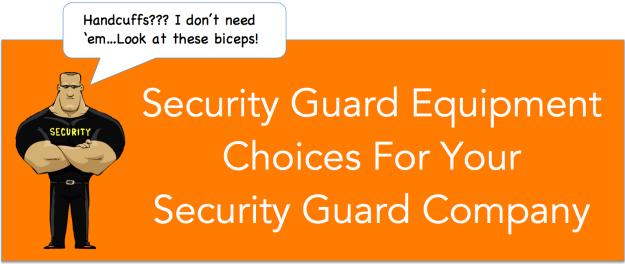 security-guard-equipment