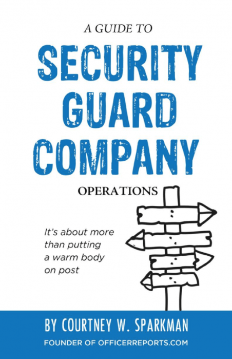 security guard risk assessment template - 6 helpful tips to improve your security guard service