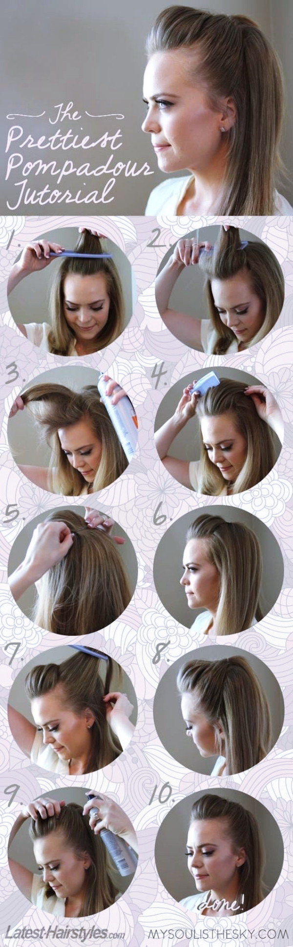 40 quick hairstyles guides for office women - office salt