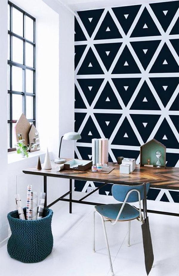 40 Genius Office Wall Decor Ideas - Office Salt on Wall Decor Ideas  id=83960