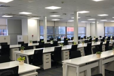 42,350 Sq Ft Furnished Office Space For Rent in Koramangala