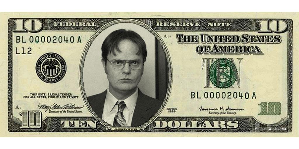 Dwight Schrute Birthday