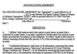 You may also see it listed as a california confidentiality agreement. Sociologie Respiraţie Rezident Non Disclosure Agreement Romana Eximnews Net