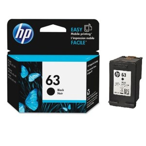 HP 63 Ink Cartridge Black