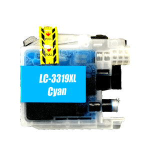 Compatible Brother LC-3319XL Cyan Ink Cartridge