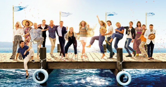 Image result for mamma mia here we go again