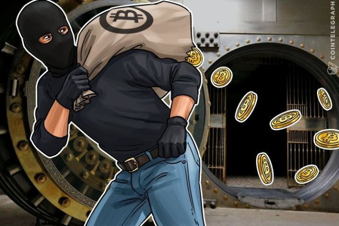 Over $1 Million Worth Bitcoin and Ether Stolen