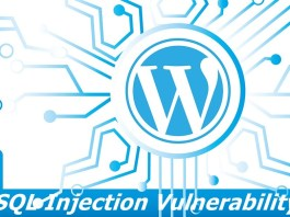 sql injection vulnerability found in wordpress plugin