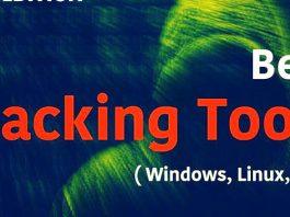 best hacking tools