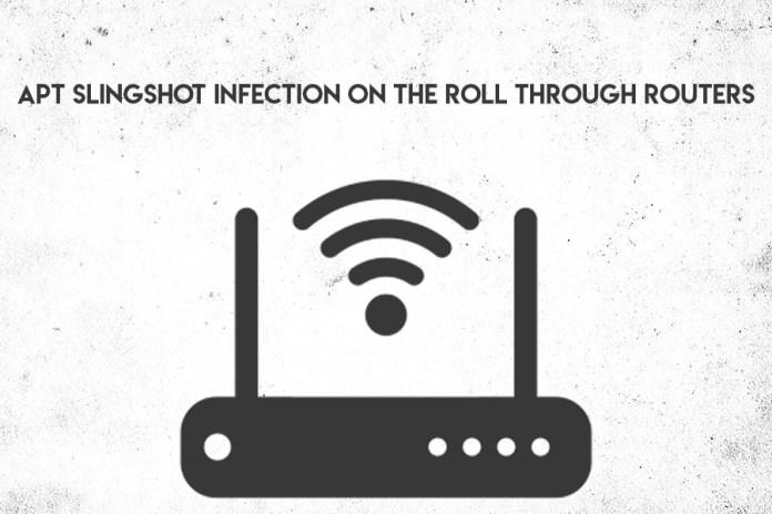 Slingshot spying malware