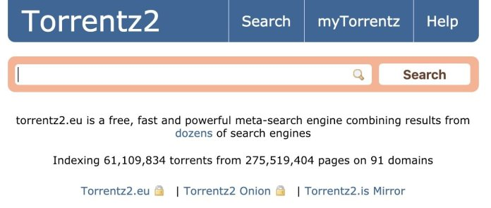 torrent search engine1 - Top 12 Best Torrent Search Engine Websites in 2020