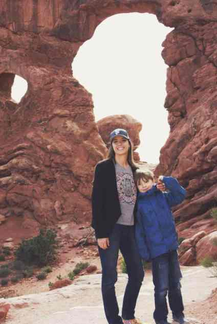 Lyndsay and Indy Moab